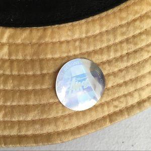 40b04fe9b7f Stussy Accessories - Stussy gold satin bucket hat logo size XL